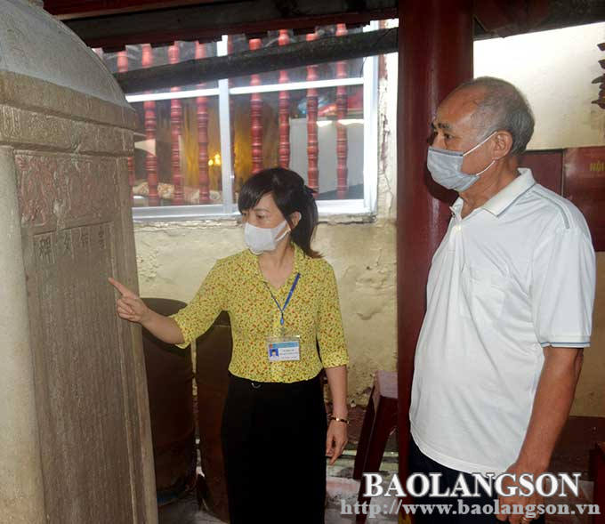 Ta Phu Temple Relic - A sacred place in Ky Lua market street