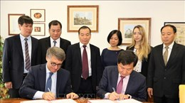 Vietnam, Italy expand cooperation in anti-corruption