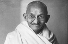 Hanoi ceremony marks 150th birthday of Mahatma Gandhi