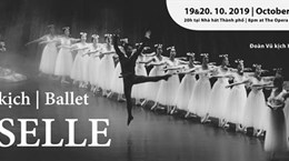 Ballet Giselle to be staged at HCM City Opera House