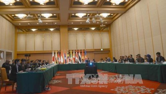 ASEAN, Japan deputy defence chiefs gather in Tokyo