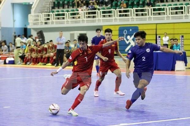 Southeast Asia Futsal Championship to start on October 21