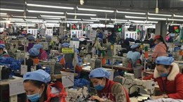 Textile industry hit by on-going trade war