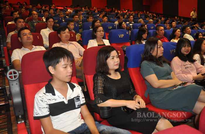 Film screening programme to mark major events in Lang Son