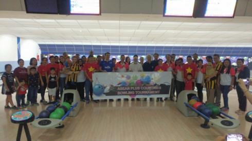 Sports exchange promotes solidarity among ASEAN members