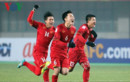 Vietnam's U23 squad lead nominations at VTV Awards 2019