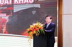 Conference talks boosting HCM City's dwindling exports
