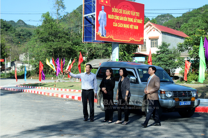 Preparation for celebration of Hoang Van Thu's 110th birthday examined