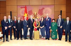EP officials hail Vietnam's readiness for EVFTA, IPA