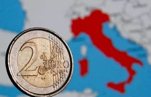 Italy sets deficit target at 2.2 percent for 2020