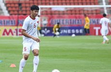 Young players to train in RoK for Asian U23 champs