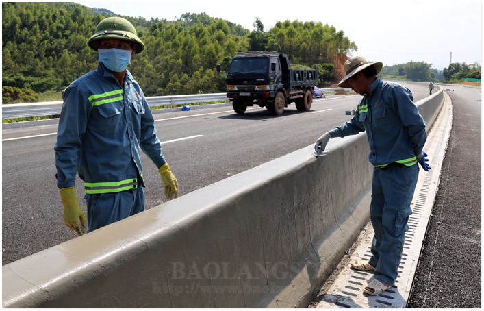 Bac Giang-Lang Son Expressway creates economic momentum