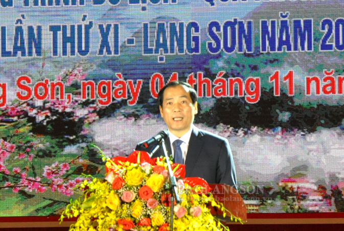 """11th """"Through Viet Bac Heritage Sites"""" tourism programme opens in Lang Son"""