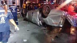13 killed, 4 injured in pickup truck accident in Thailand