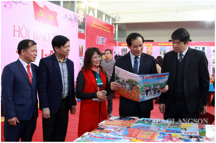 Lang Son province opens Spring Press Festival 2020
