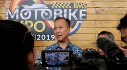Indonesia targets export of 1 million motorbikes by 2025