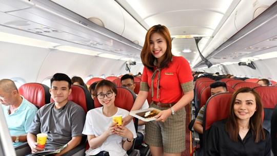 越捷航空公司即将开通胡志明市至泰国芭提雅直达航线
