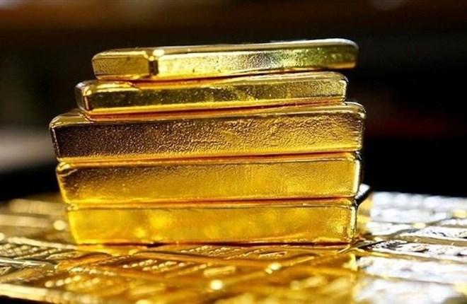 29日越南黄金价格保持在4280万越盾左右