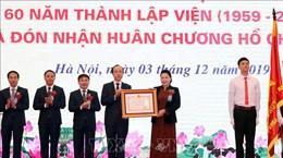 阮氏金银:越南共产党和国家始终关注水利领域的发展