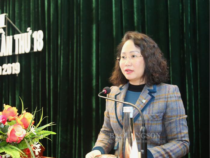 越南共产党谅山省第十六届人民委员会第十八次全体会议召开