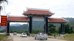 越南西宁省新南口岸正式升级为新南国际口岸