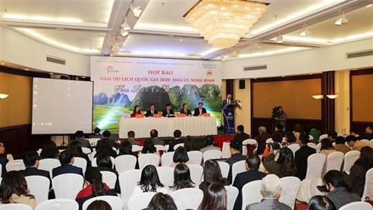 2020年国家旅游年开幕式将于2月22日晚在宁平省举行