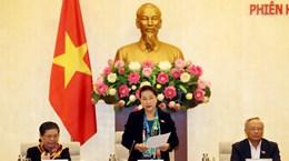 越南国会常务委员会第40次会议正式开幕