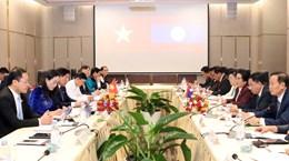 越老国会致力于加强民族工作领域的合作