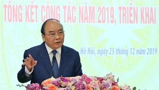 阮春福总理:在任何情况下都要确保供电充足