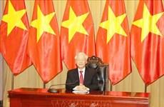 越共中央总书记、国家主席阮富仲:下决心成功担任2020年东盟轮值主席国和2020-2021年阶段联合国安理会非常任理事国