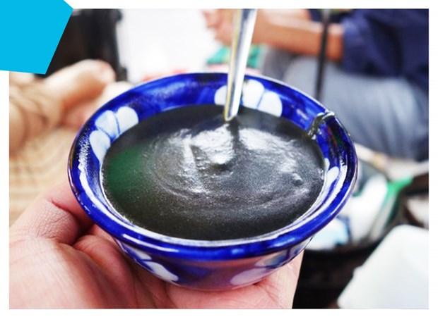 芝麻糊 会安古城的特色传统甜品