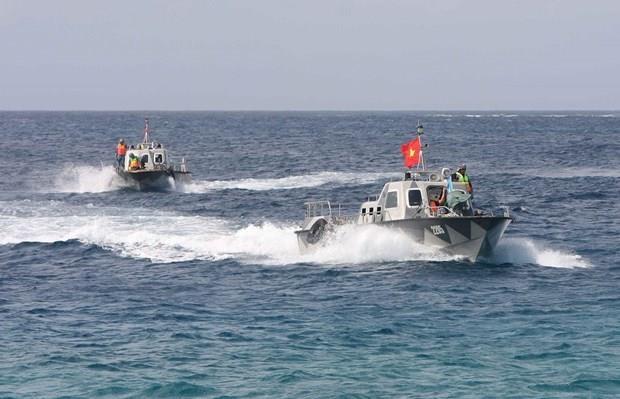 以和平方式解决争端是越南永不改变的原则
