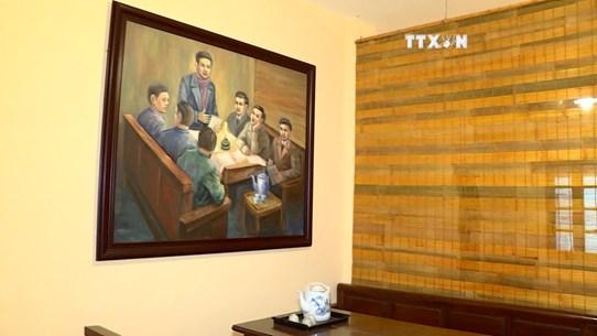 造访越南首个共产党支部成立之地