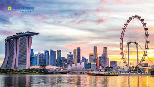 新冠肺炎COVID-19 ∶今年到访新加坡游客或将减少25%-30%