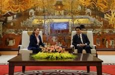 文化交流是河内与马来西亚合作的支柱之一