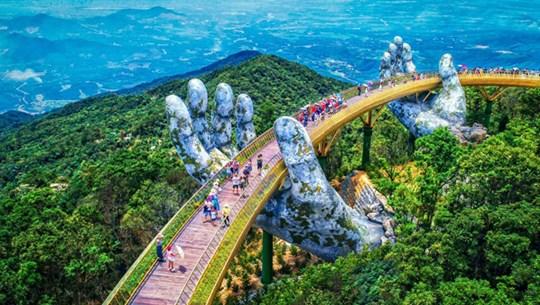越南旅游业在地区和国际的地位日益提高