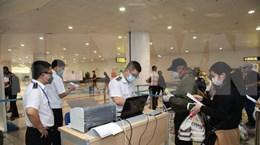 新冠肺炎疫情:越南在各机场进行取样检测