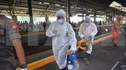 新冠肺炎疫情:雅加达新冠肺炎死亡病例数量占全国的68%