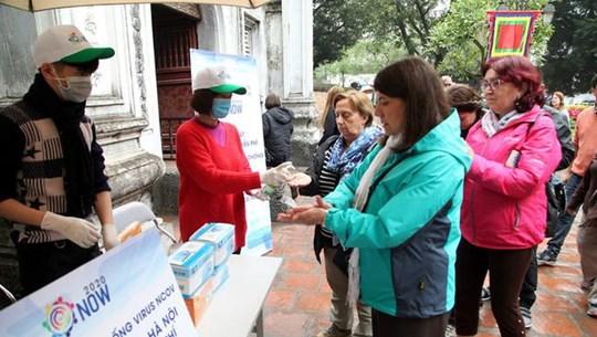 河内市积极维护安全友善的旅游形象 让游客放心游