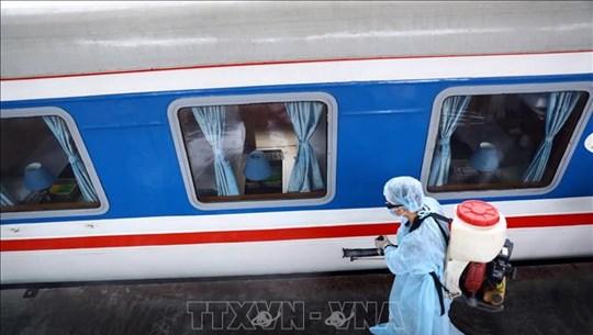 新冠肺炎疫情:自3月26日起越南南北统一列车SE9和SE10 暂停运营
