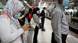 新冠肺炎疫情:马来西亚新冠肺炎累计确诊病例近1800例