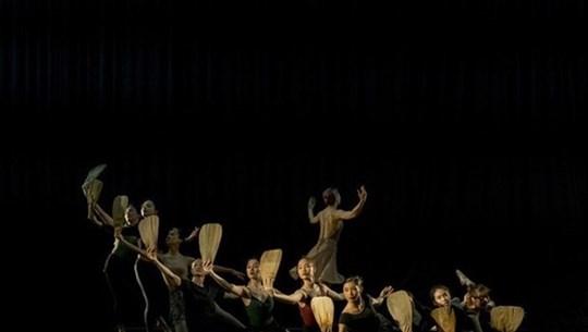芭蕾舞剧《金云翘传》在越南首演