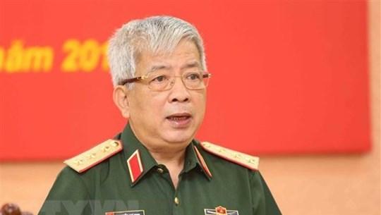 越南与美国互相交换联合国维和行动经验