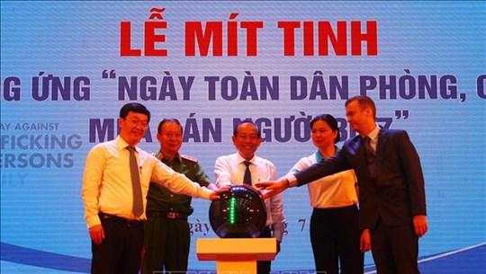 越南承诺彻底根除人口贩卖现象