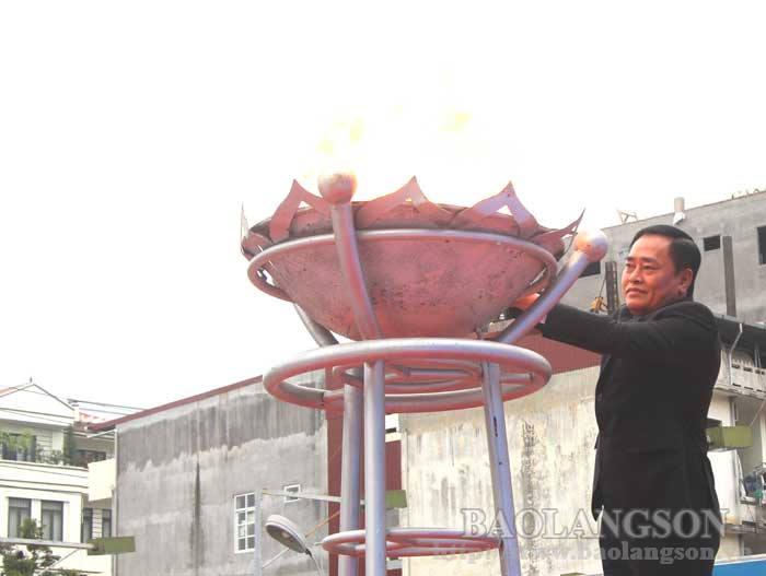 2020年谅山省第十届学生运动会开幕式