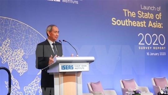ASEAN 2020: 东盟专家高度评价2020年东盟峰会的作用