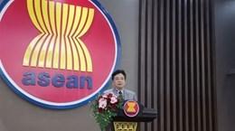 中国驻东盟大使高度评价与东盟在抗击新冠肺炎疫情中的合作