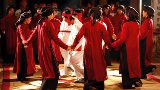 永福省为保护与弘扬德博军鼓对歌的价值将军鼓对歌与旅游发展工作相结合