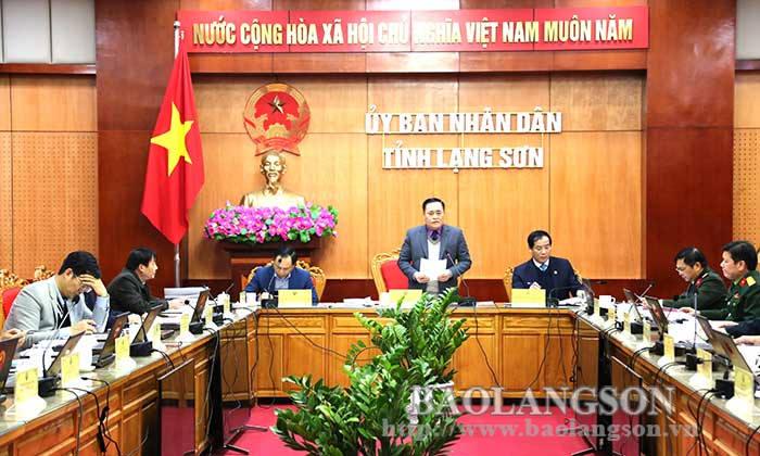 省人委会召开一月份例行会议