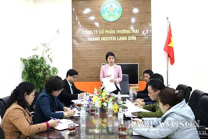省人民委员会领导检查谅山市和高禄县价格稳定计划实施情况